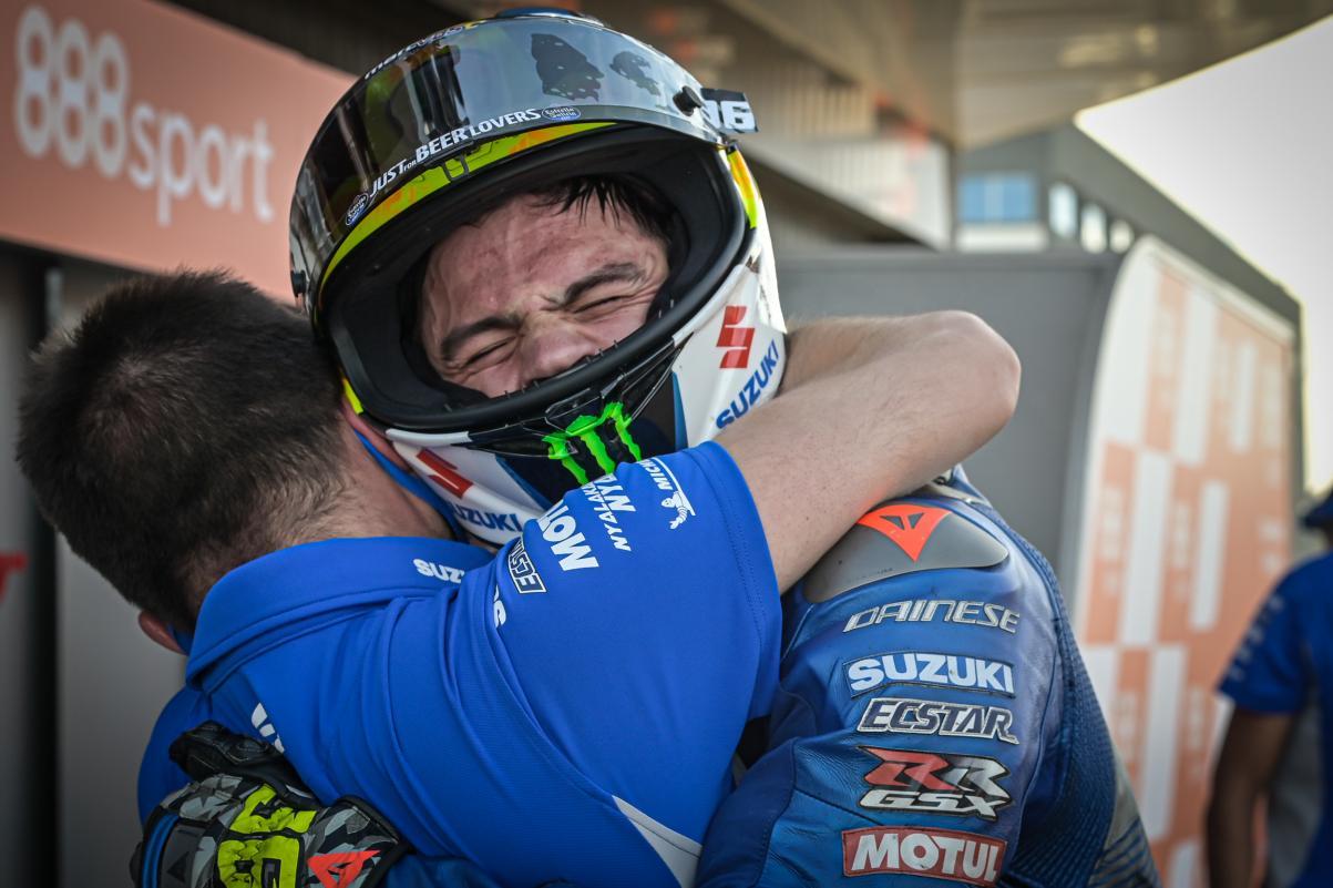 Joan Mir, MotoGP, Tito Rabat