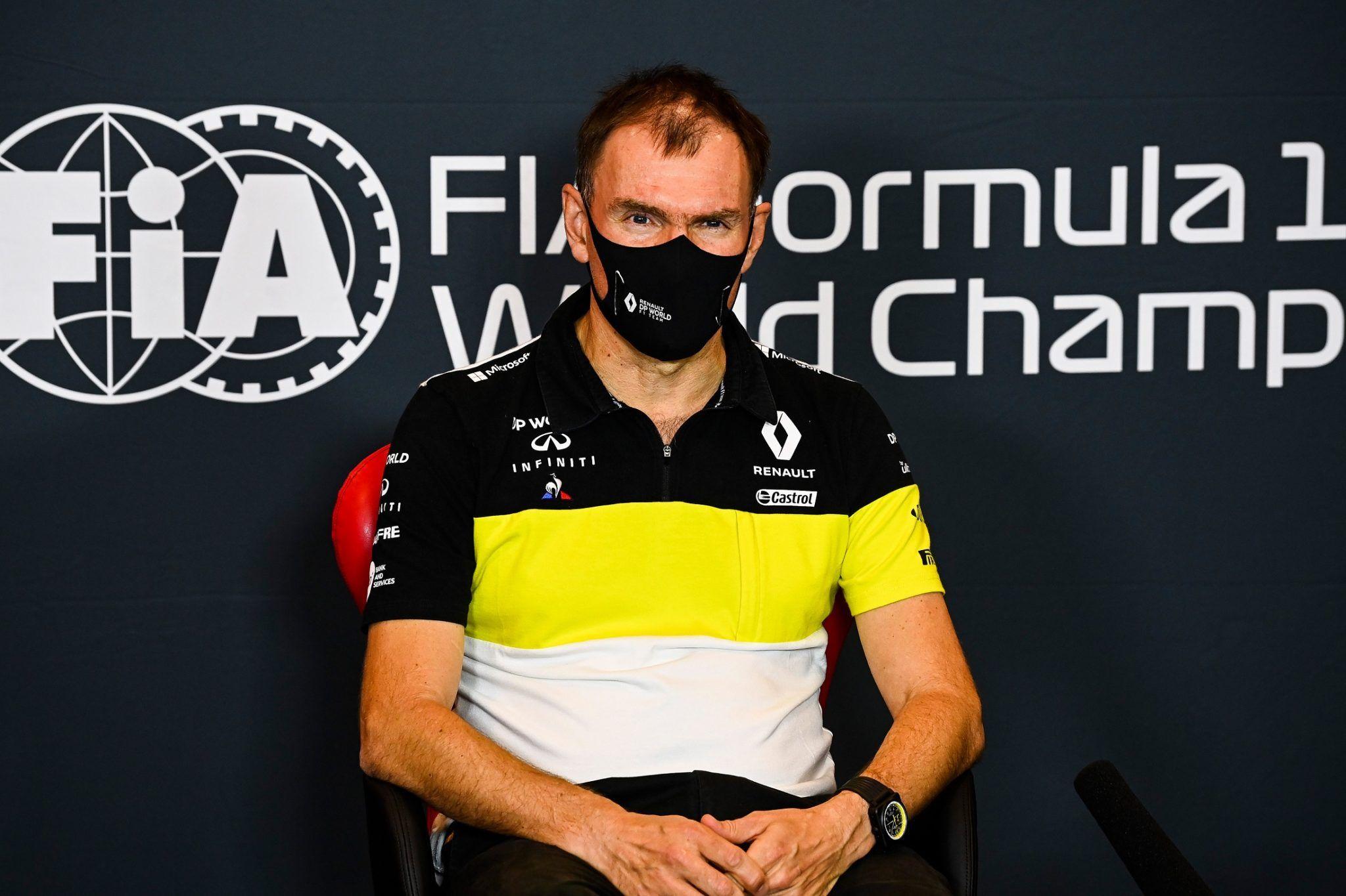 Alan Permane, F1