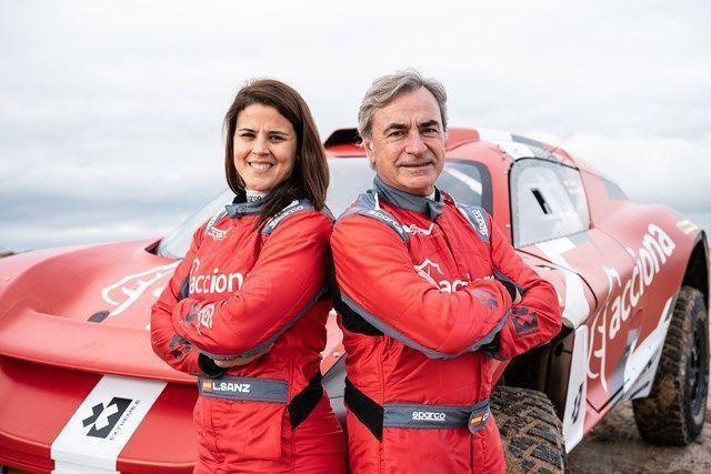 Carlos Sainz, Mahindra, Extreme E, Formula E