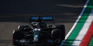 Emilia Romagna GP, Lewis Hamilton