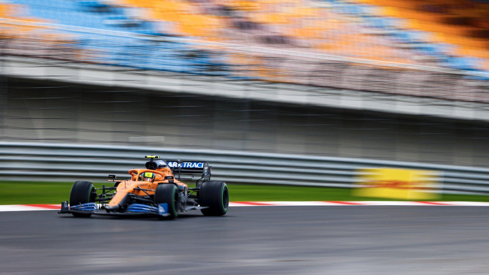 Lando Norris, McLaren, Carlos Sainz