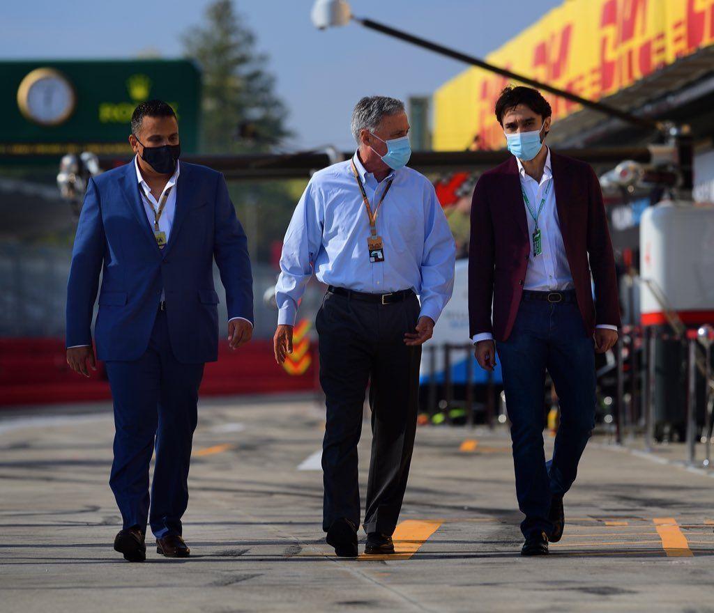 Saudi Arabia, F1, W Series, Saudi Arabian GP