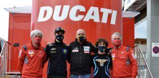 Luca Marini, Enea Bastianini, Ducati