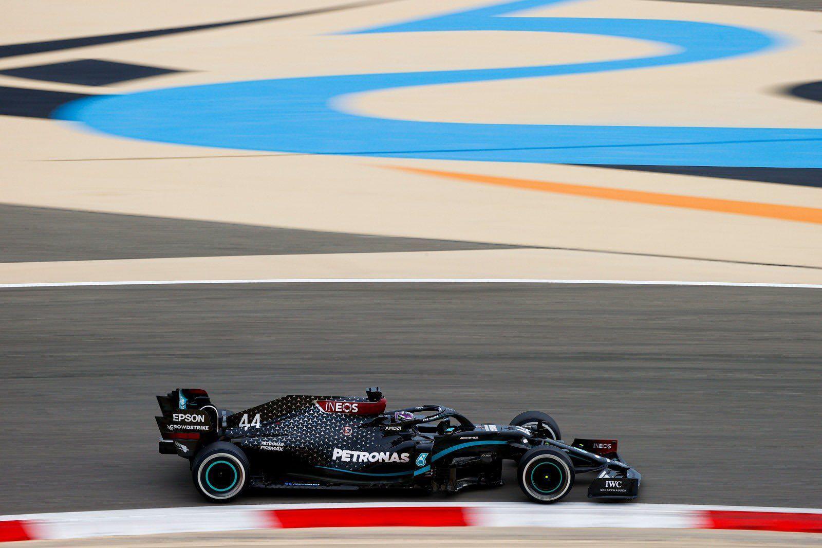 Bahrain GP, F1, Lewis Hamilton