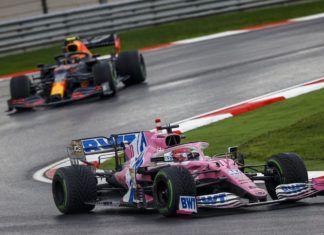 Sergio Perez, Red Bull, F1, Alexander Albon, Daniil Kvyat, Haas