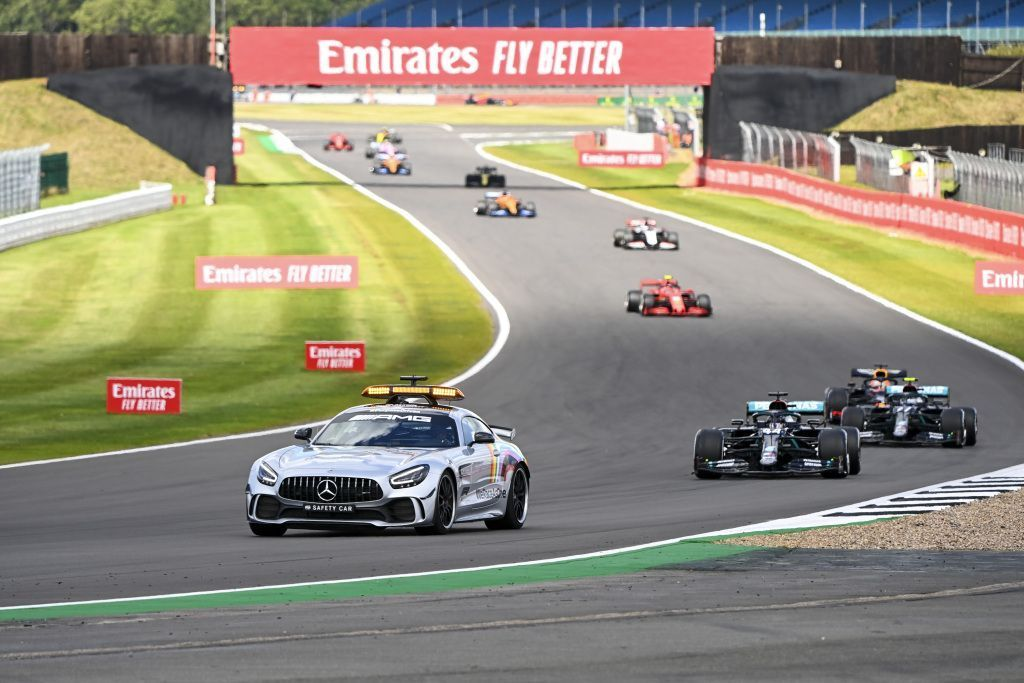 Aston Martin, Mercedes, F1