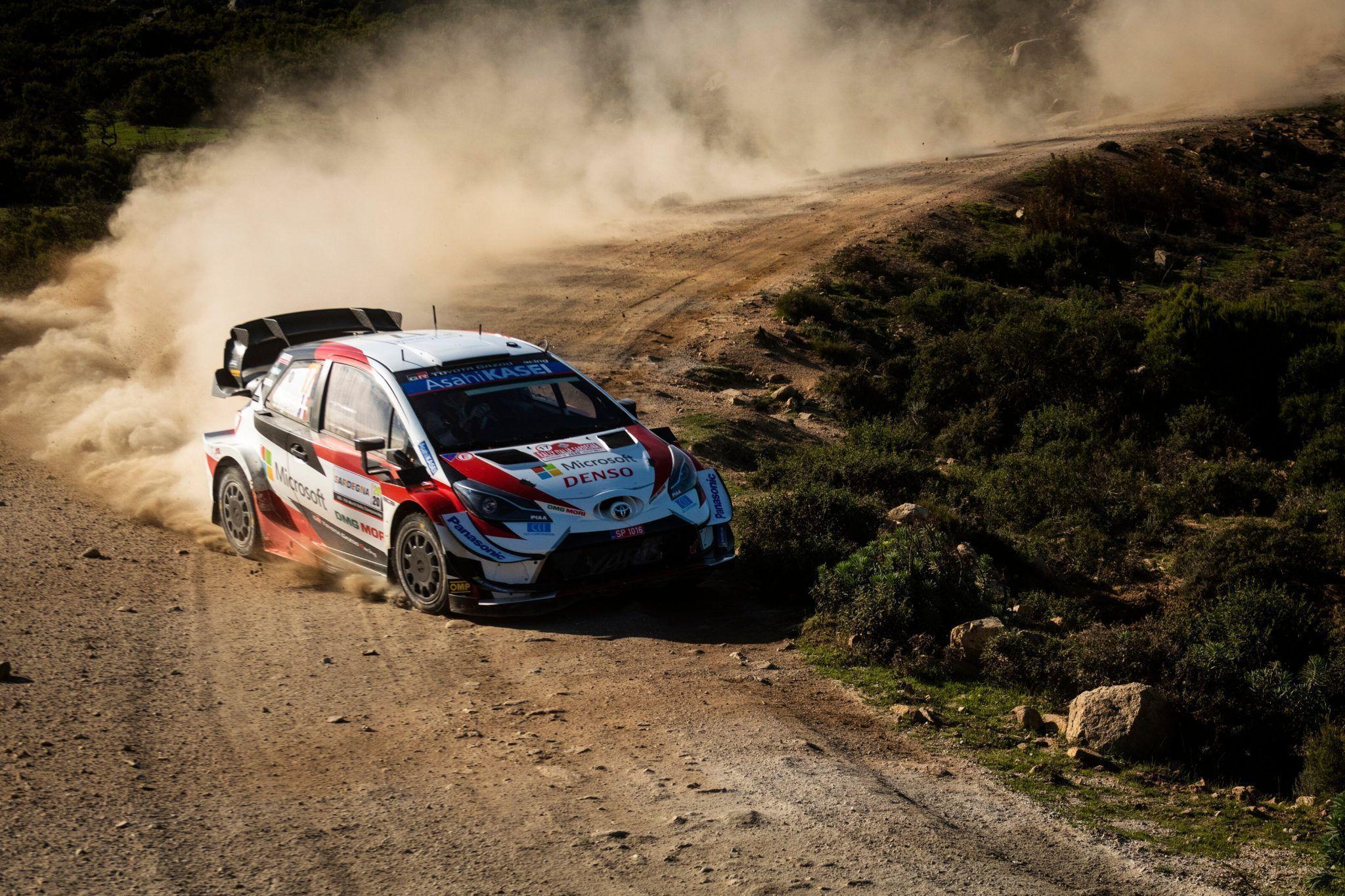 Sebastien Ogier, WRC, Toyota