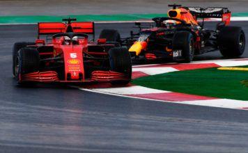 Mattia Binotto, Christian Horner, Red Bull, Ferrari, F1