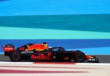 F1, Bahrain GP, Max Verstappen
