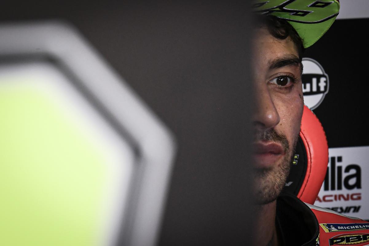 Andrea Iannone, Iker Lecuona, MotoGP