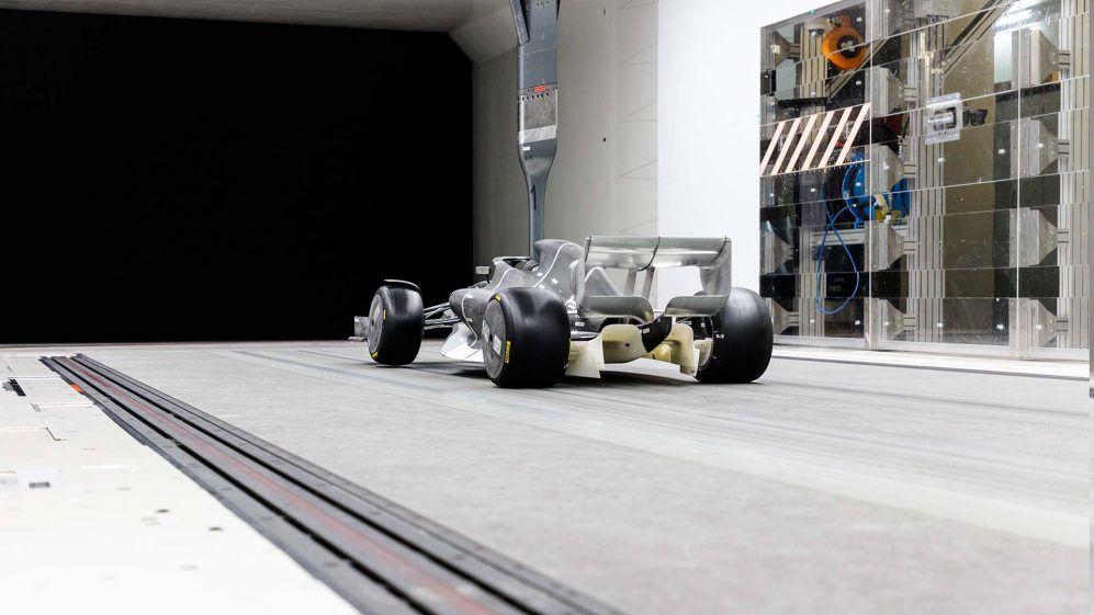 F1, Wind Tunnels, CFD