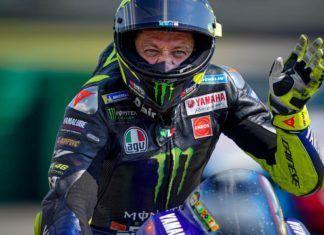 Valentino Rossi, Iker Lecuona