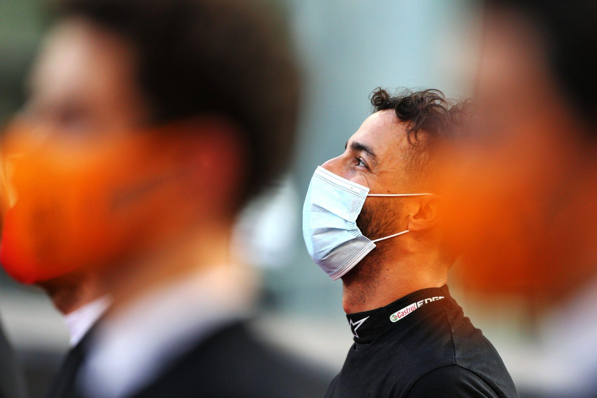 McLaren, Daniel Ricciardo, Andreas Seidl