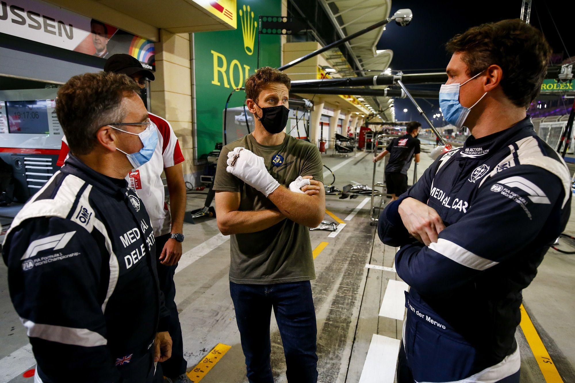 Romain Grosjean, F1