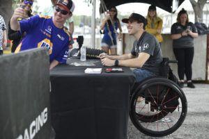 Robert Wickens Indycar