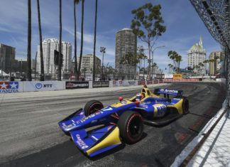 IndyCar 2021, Long Beach Grand Prix