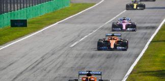 Andreas Seidl, McLaren, Carlos Sainz, Lando Norris