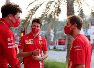 Mattia Binotto, F1, Ferrari