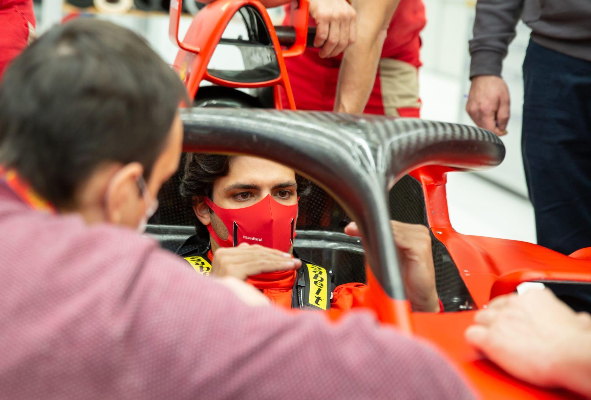 Carlos Sainz, McLaren, Ferrari
