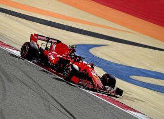 F1, Sakhir GP