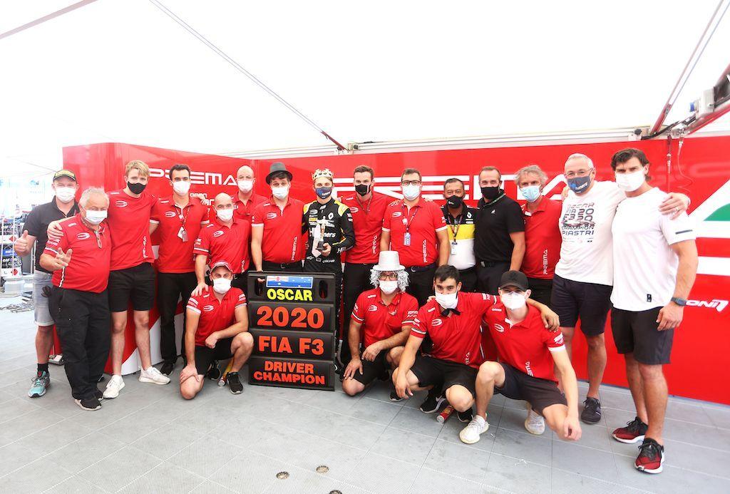 Renault, Oscar Piastri, Naoki Yamamoto