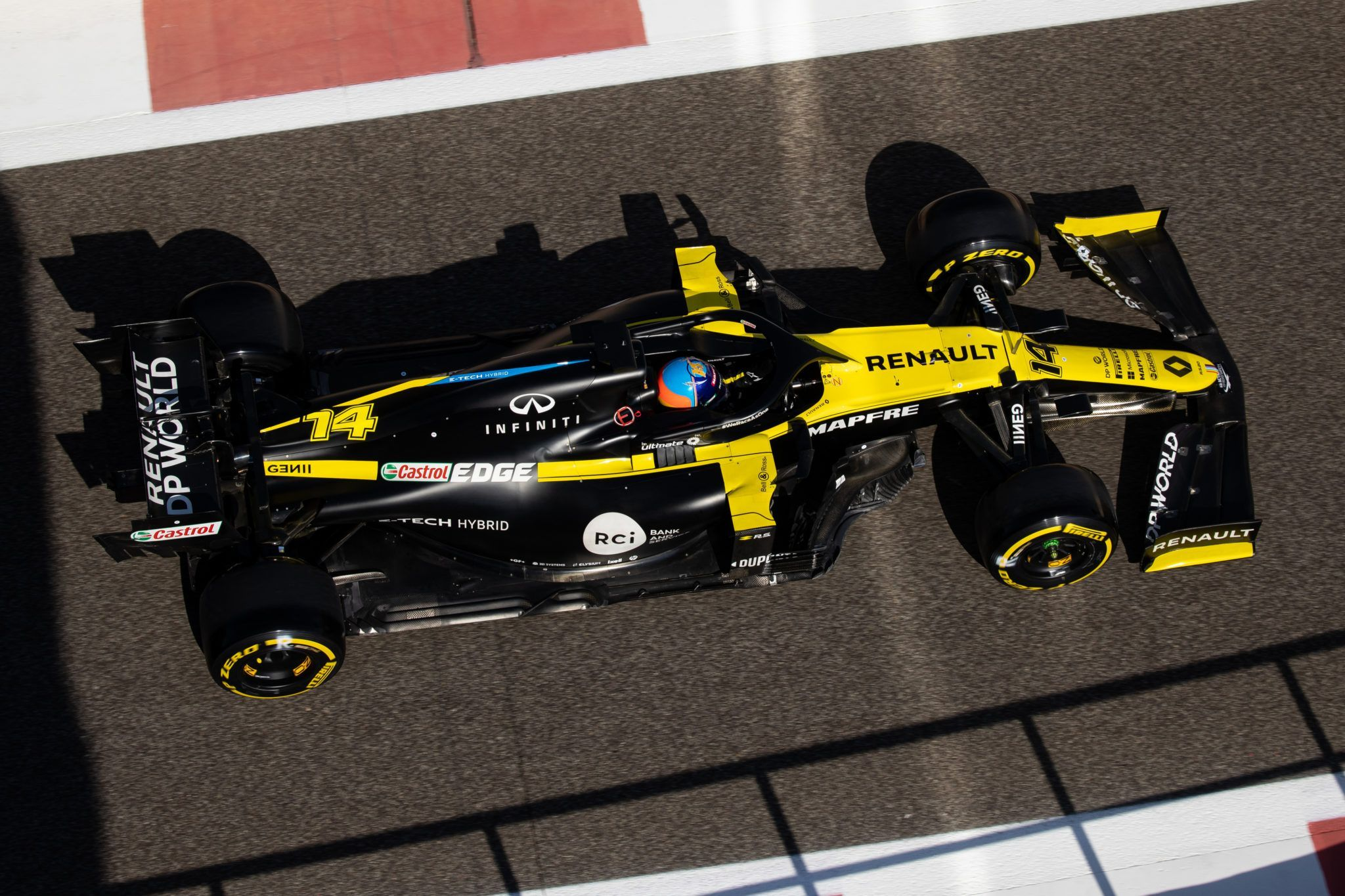 F1, Fernando Alonso, Abu Dhabi