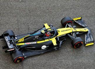 INFINITI, Renault, F1