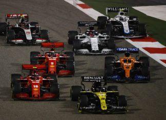 Daniel Ricciardo, Sebastian Vettel, F1
