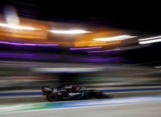 F1, Sakhir GP, George Russell