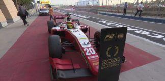 F2, Mick Schumacher, Jehan Daruvala