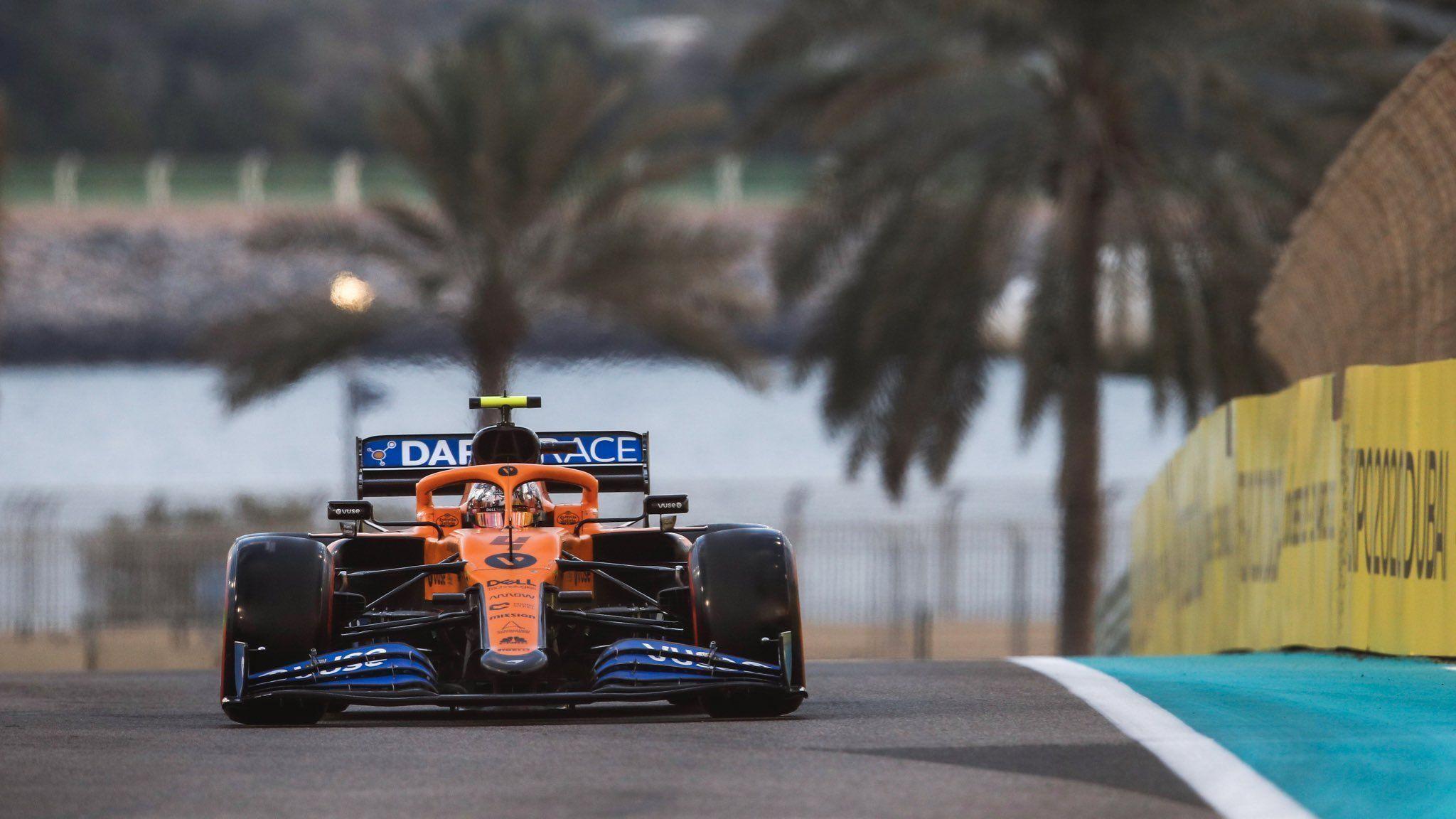 McLaren Racing, Zak Brown, F1 2020