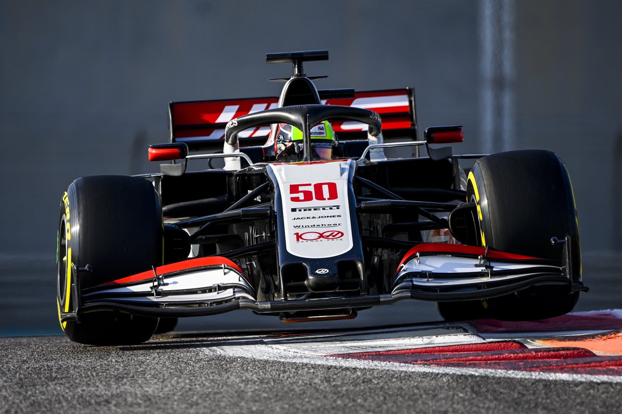 F1, Abu Dhabi, Mick Schumacher