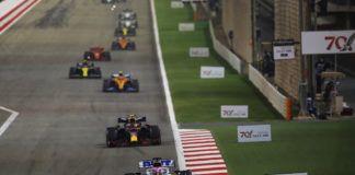 Sergio Perez, Racing Point, Sebastian Vettel, Ferrari, Daniel Ricciardo, Renault, Daniil Kvyat, Alpha Tauri, Kevin Magnussen, Haas F1 team, Carlos Sainz, McLaren, F1 2020