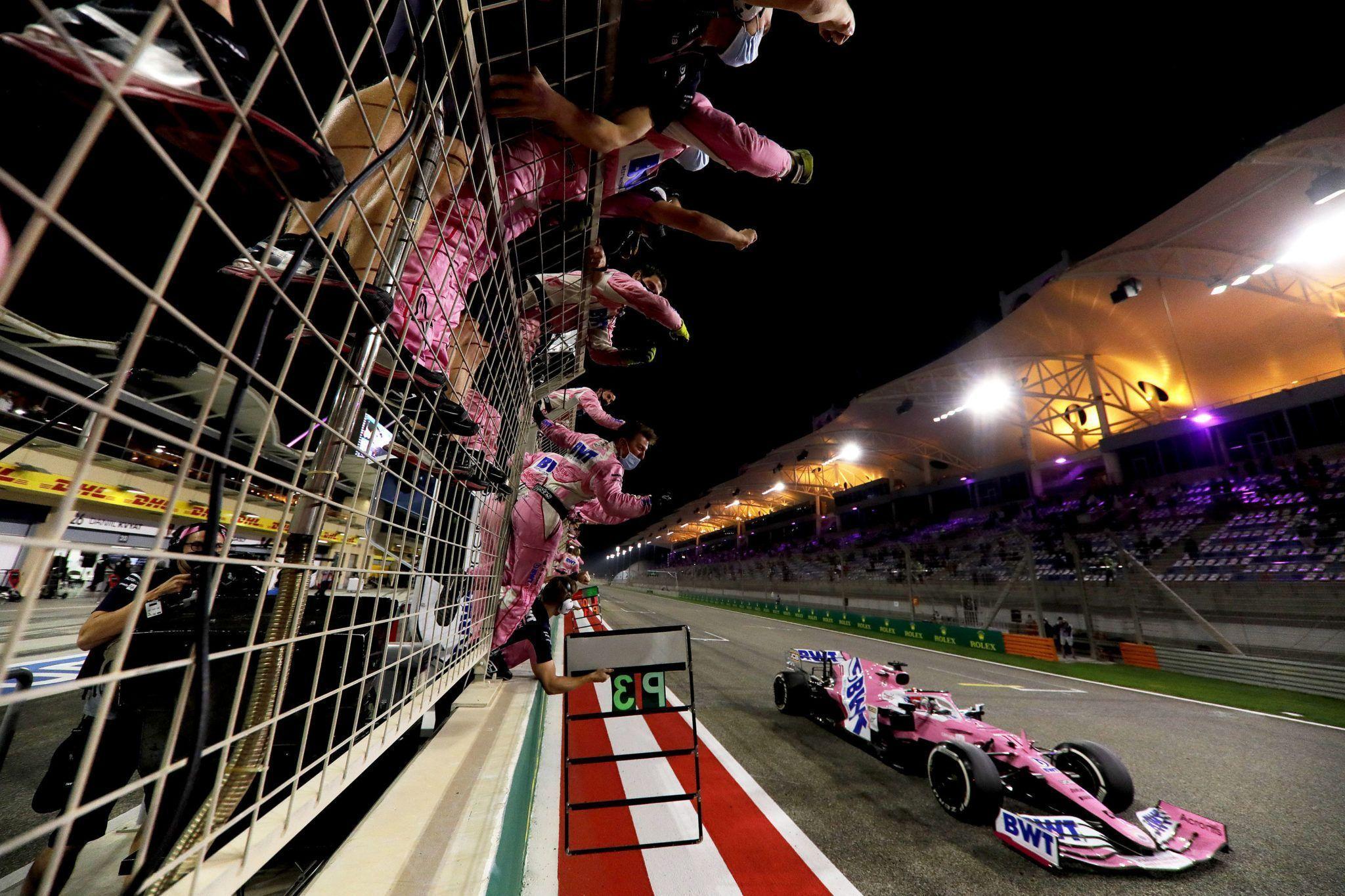 Sergio Perez, F1, Racing Point
