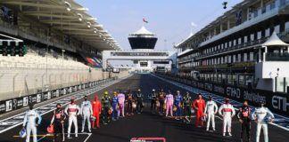 Foto final F1 2020