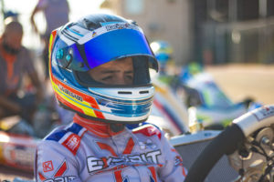 Guillermo Delgado, Exprit Racing,