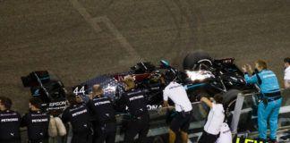 Lewis Hamilton, Mercedes, Toto Wolff