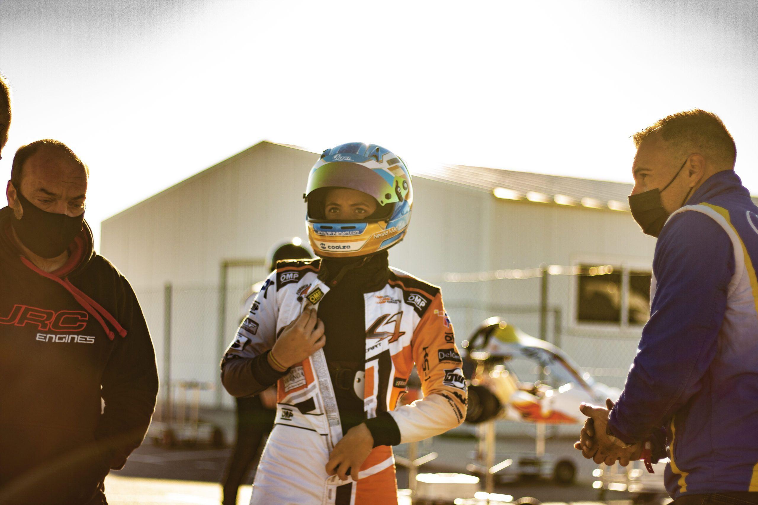 Nerea Martí, Praga España Motorsport