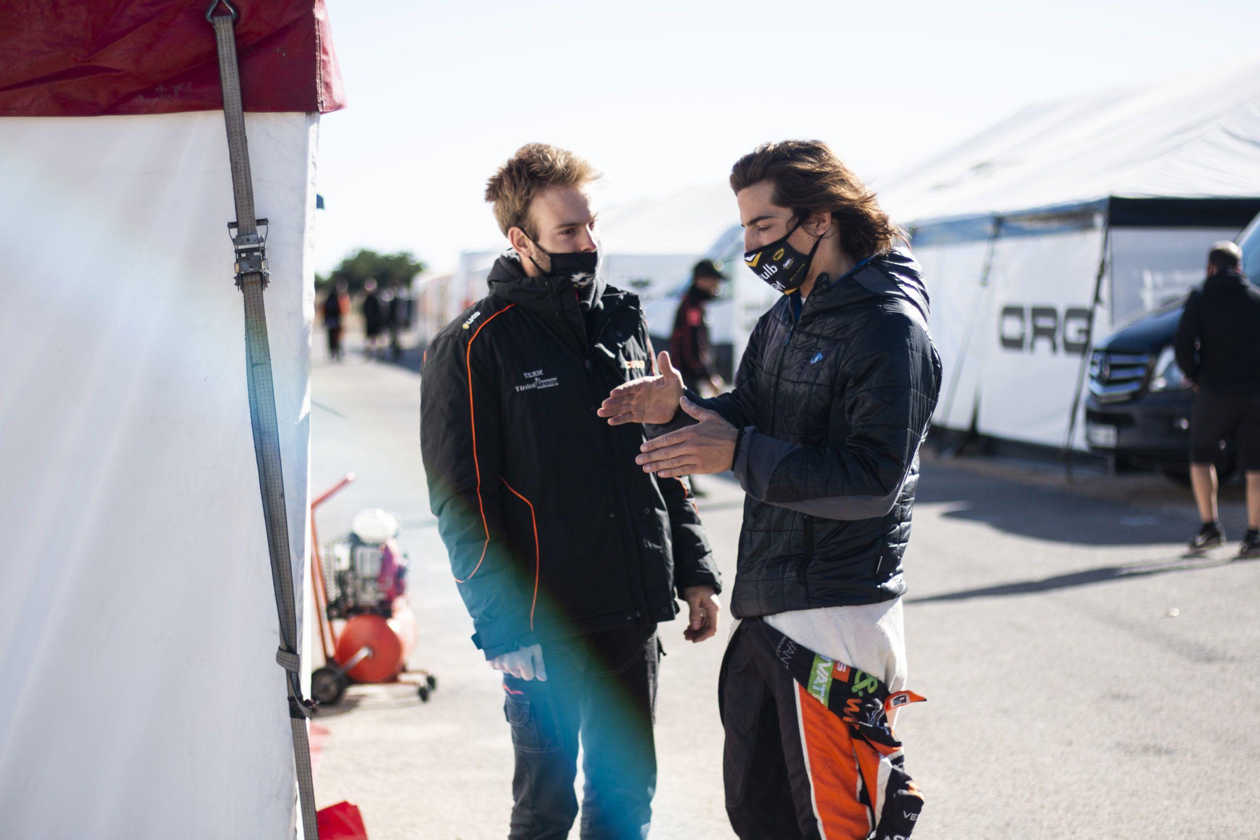 Roberto Merhi, Faluga Racing, CRG, TM Racing,