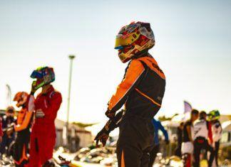 Vincenzo Marinov del equipo Team MDC, con chasis CRG.