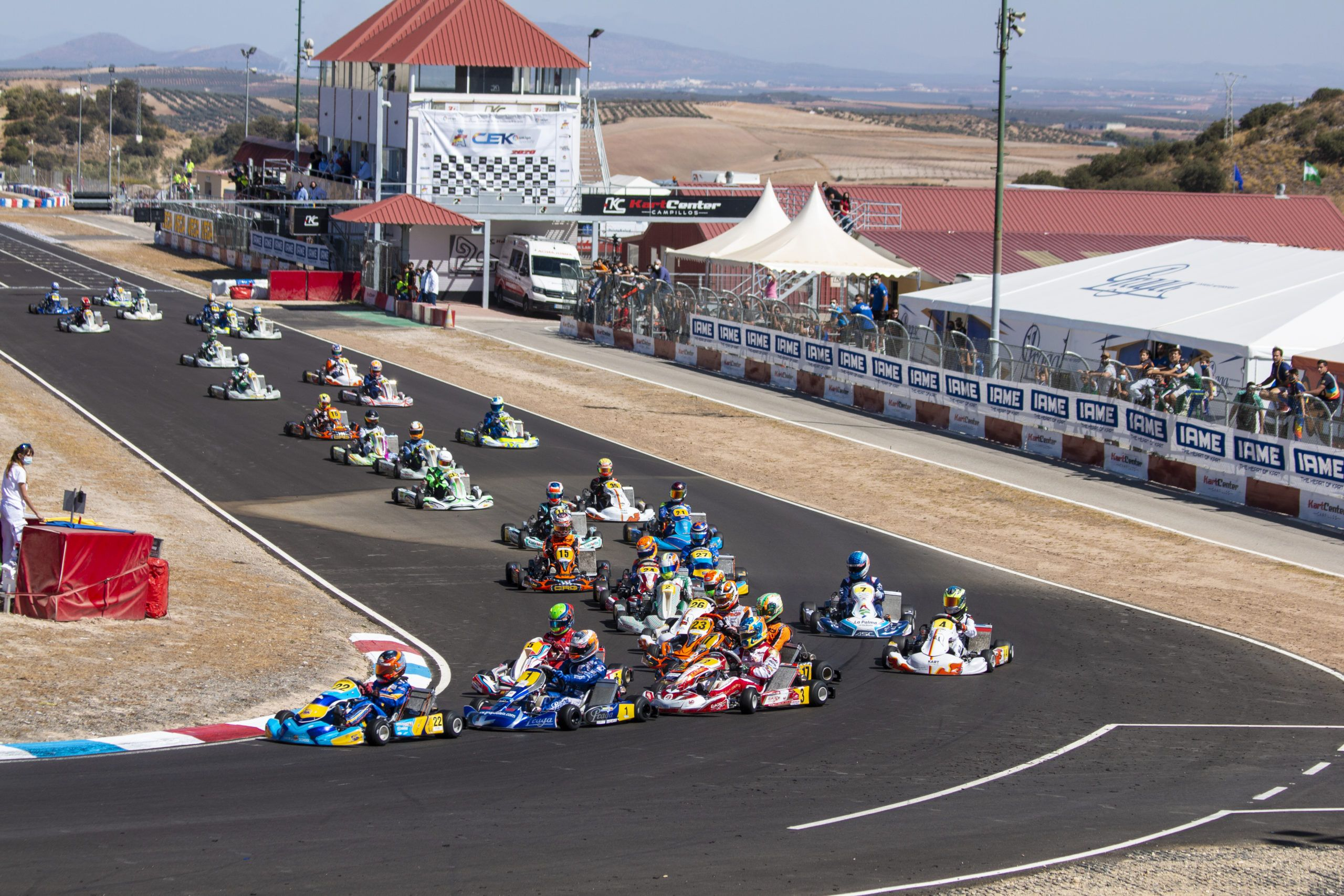 Eloi González, FA Racing Spain, Campillos, Campeonato de España de Karting, CEK, Karting CEK, karting, kart, formularapida.net karting,