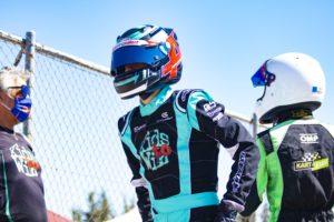 Adrià Mustienes, Kids to Win, Karting Sallent, Clam Motorsport,