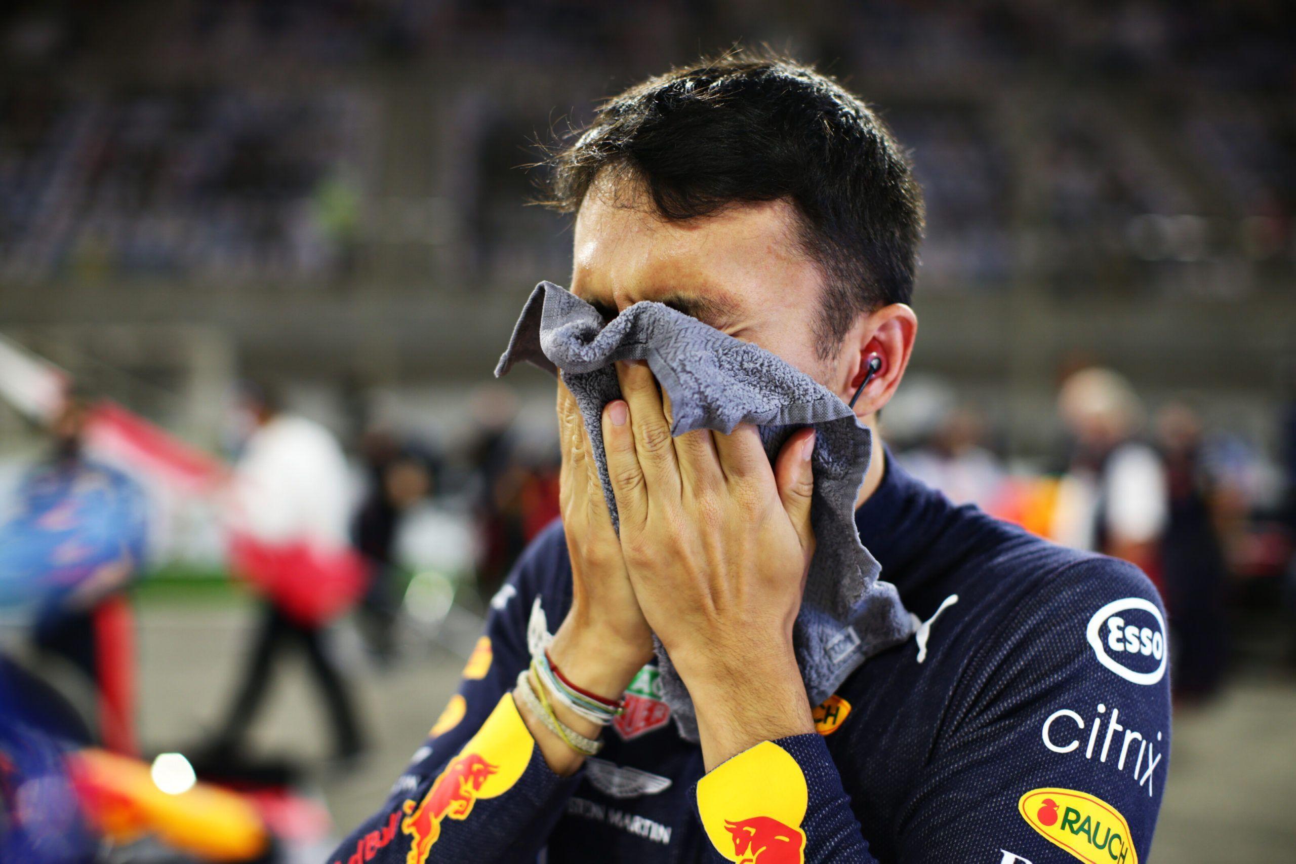 Alexander Albon, F1, Red Bull