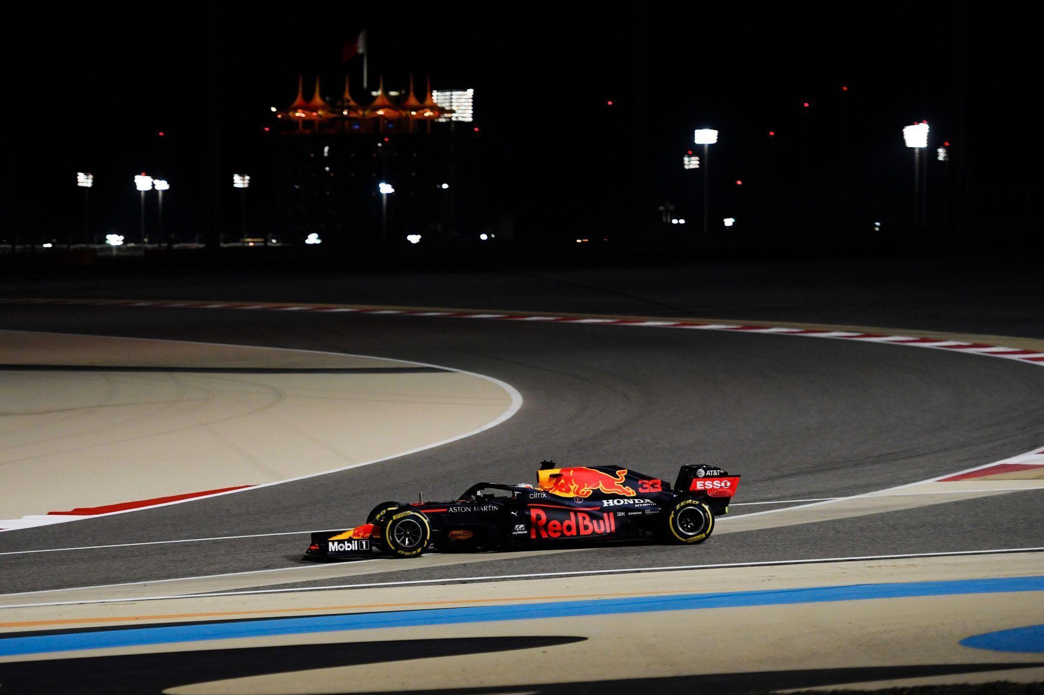 Max Verstappen, F1, Sakhir GP