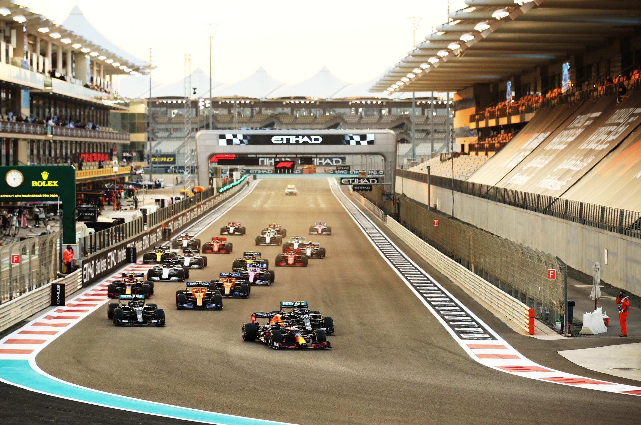 F1, F1 2020, F1 2019