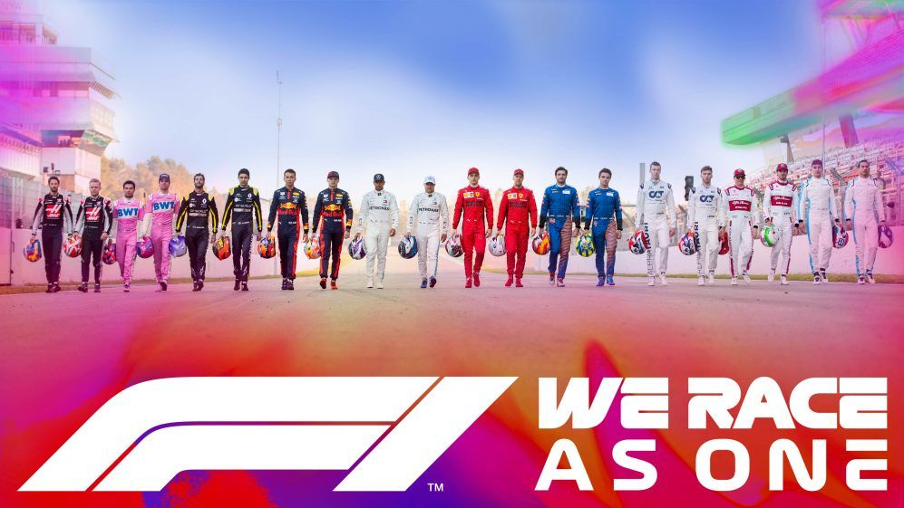 We Race As One, Fórmula 1