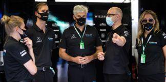 Williams, F1, Simon Roberts, Jost Capito