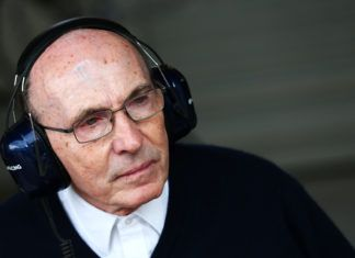 F1, Frank Williams, Callum Ilott