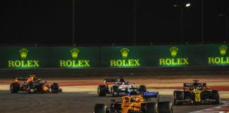 Carlos Sainz, Daniel Ricciardo, Alexander Albon, F1