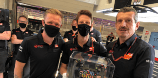 Romain Grosjean, Kevin Magnussen, F1